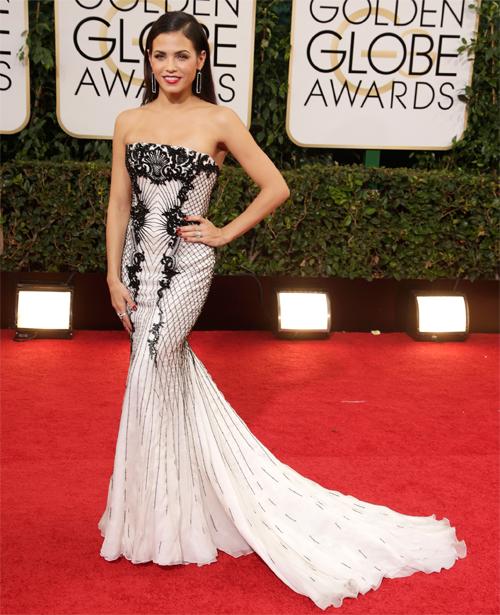 Golden Globes 2013 Ellas, JENNA DEWAN-TATUM