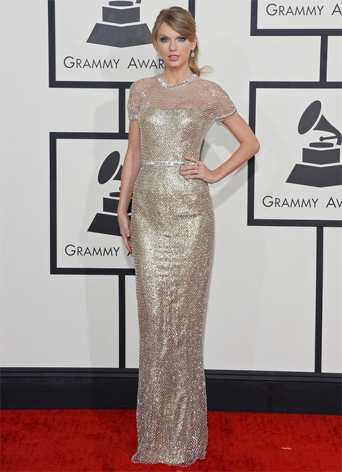 Premios Grammy 2014 Ellas, TAYLOR SWIFT