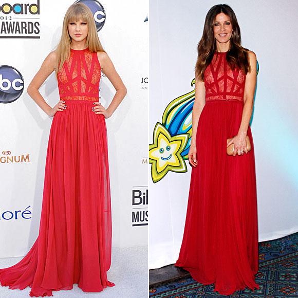 Taylor Swift, Jaydy Michel, Dos mujeres