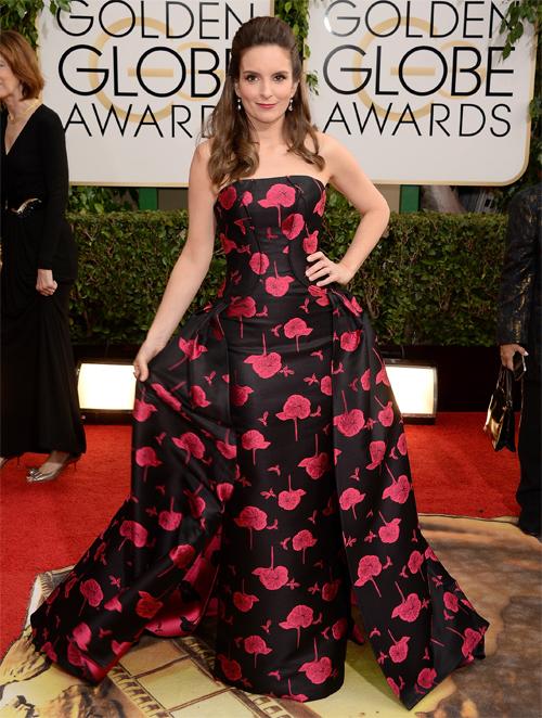 TINA FEY, Golden Globes 2013 Ellas