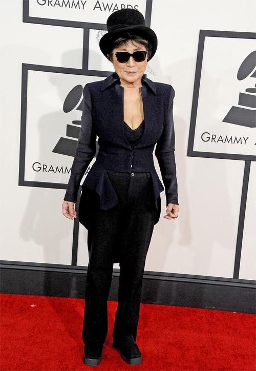 Premio Grammy 2014 Ellas, YOKO ONO