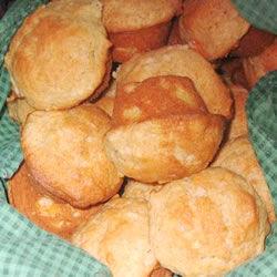 Muffins de piña esponjosos