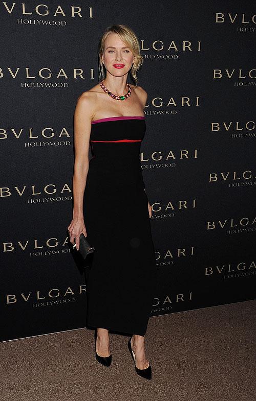 Naomi Watts, El look del día