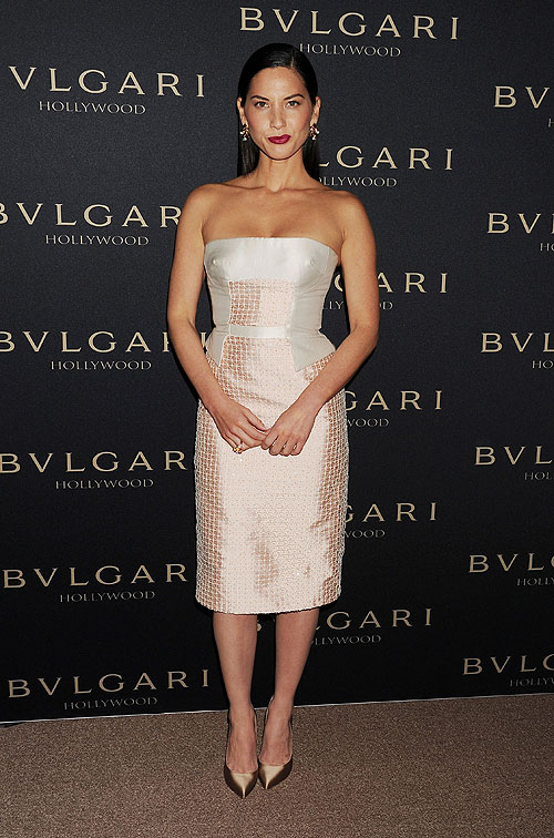 Olivia Munn, El look del día