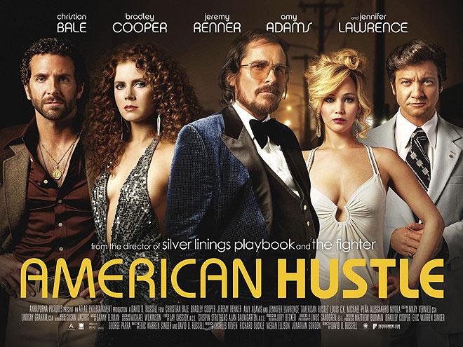 American Hustle, oscar