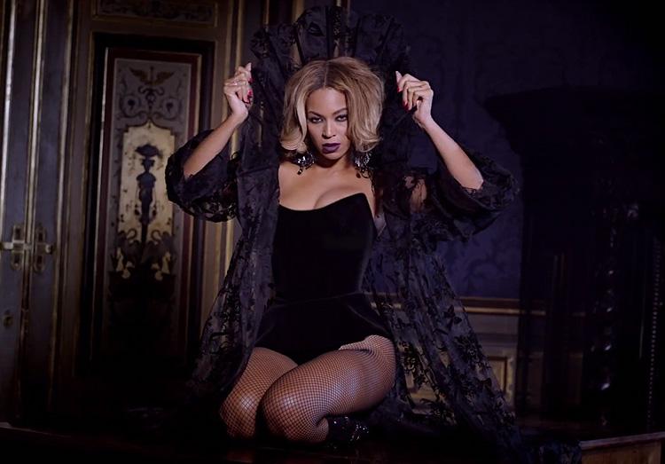 Beyoncé, video, Partition