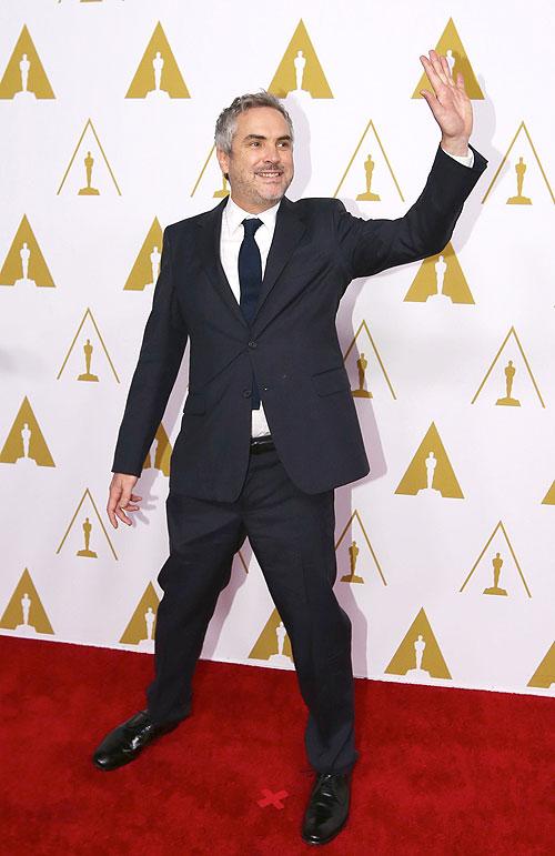 Alfonso Cuarón,