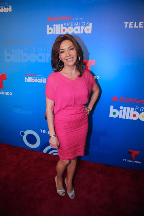 Laura Flores, El look del día