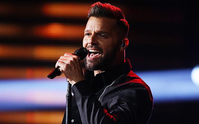 """Ricky Martin """"Vida"""""""