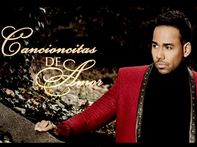 """Romeo Santos """"Cancioncitas de amor"""""""