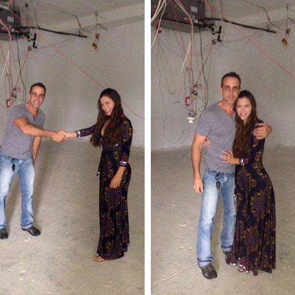 Ximena Duque, Carlos Ponce, sin filtro