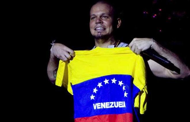 CALLE 13, Venezuela