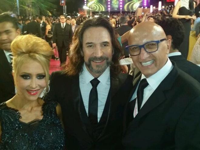 Premio Lo Nuestro 2014, MARCO ANTONIO SOLÍS
