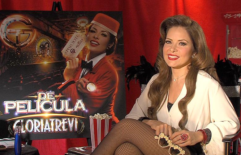 Gloria Trevi, De película