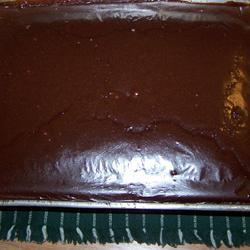 Betún de chocolate con Cocoa-Cola®