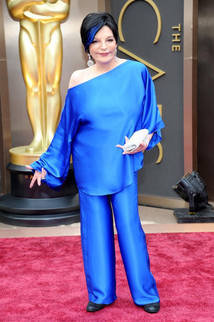Liza Minnelli, Premios Oscar 2014
