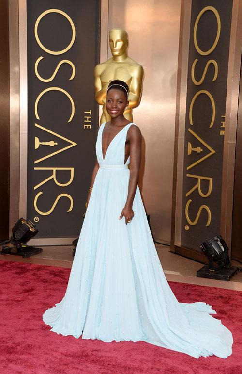 Lupita Nyong'o, Oscar 2014