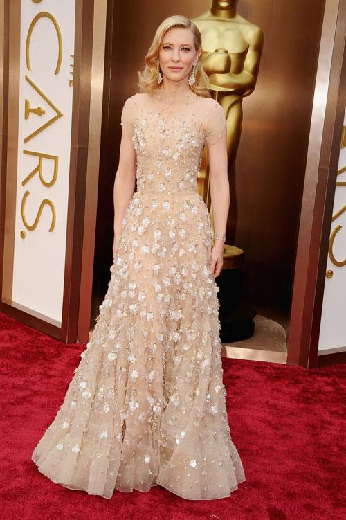 Cate Blanchett, Ellas, Oscar 2014