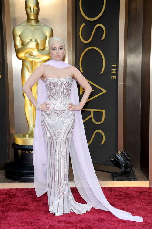 LADY GAGA, Ellas, Oscar 2014