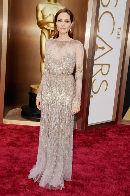 Angelina Jolie, Ellas Oscar 2014