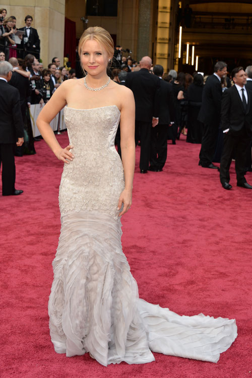 Kristen Bell, Ellas, Oscar 2014