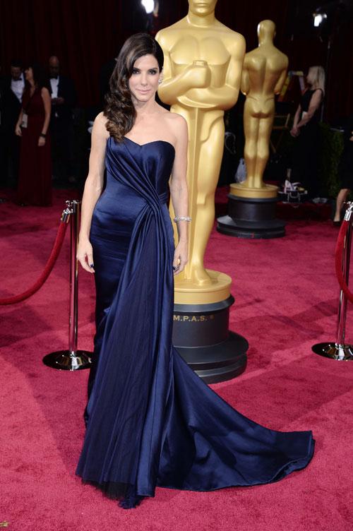 SANDRA BULLOCK, Ellas, Oscar 2014
