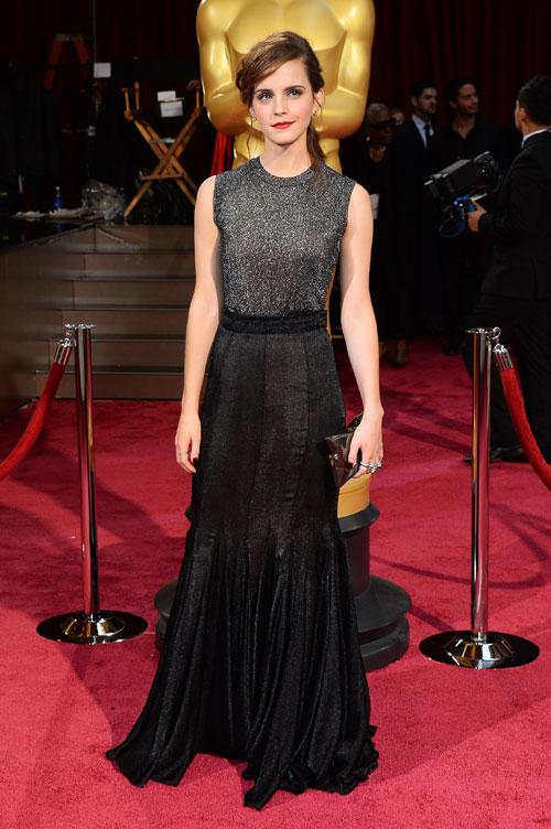 EMMA WATSON, Ellas, Oscar 2014