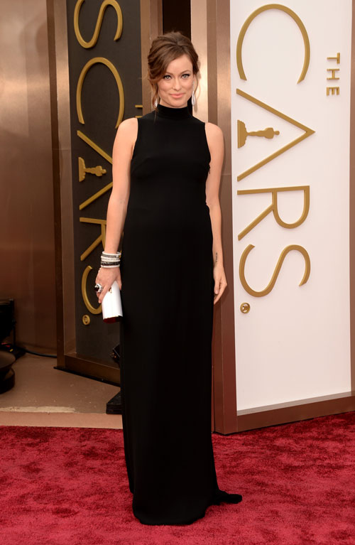 Olivia Wilde, Ellas Oscar 2014