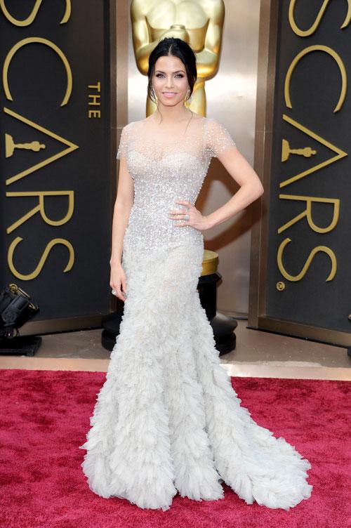 Jenna Dewan-Tatum, Ellas, Oscar 2014
