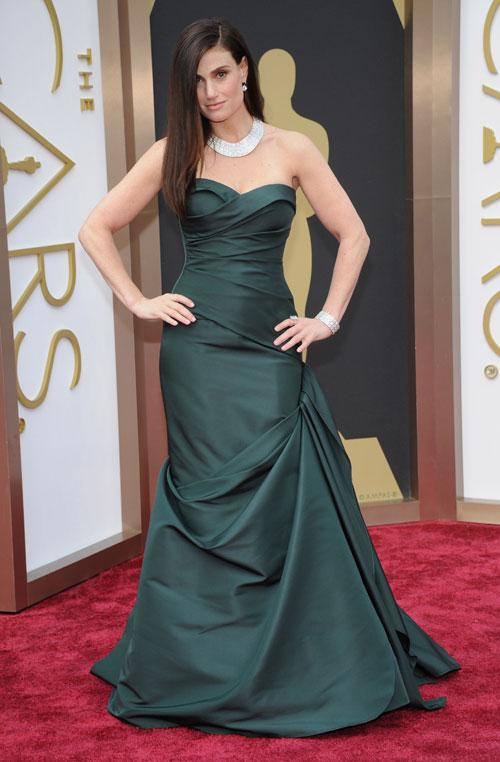 Idina Menzel, Oscar 2014, Ellas