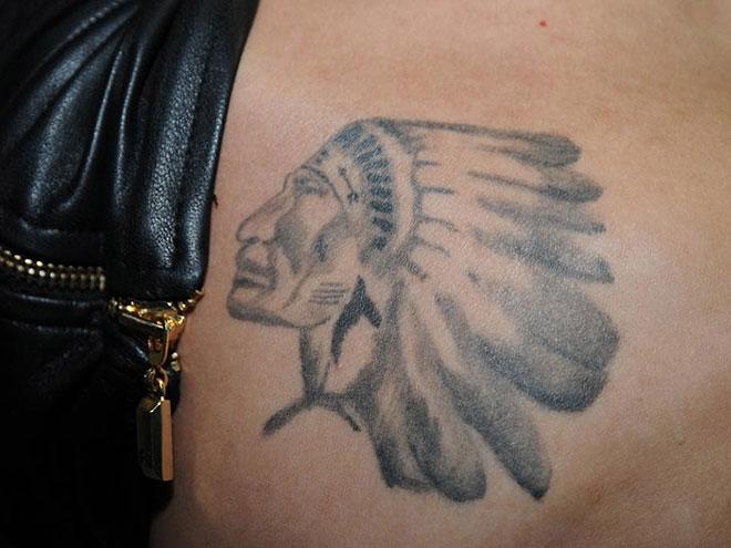 Justin Bieber, tatuajes