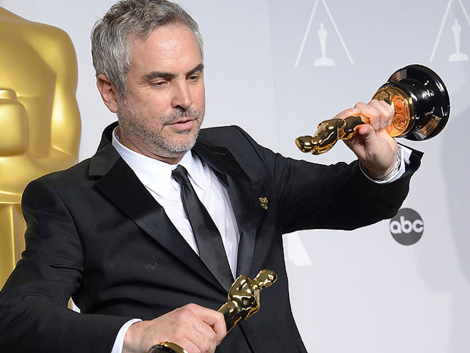 Alfonso Cuarón for article