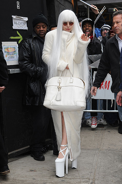 Lady Gaga, Míralos