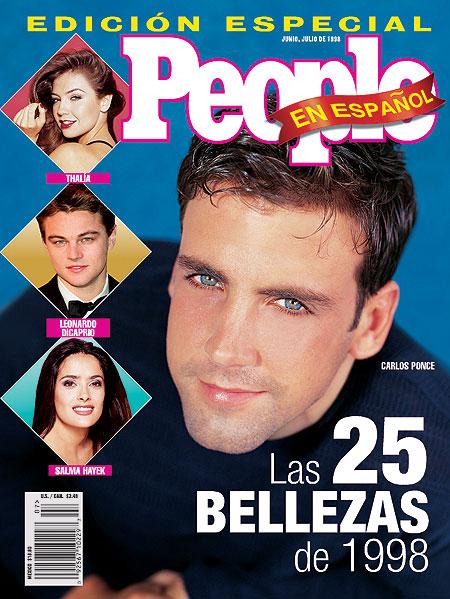 Portadas, Bellos, 1998