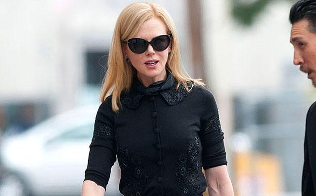 Nicole Kidman, L'Wren Scott