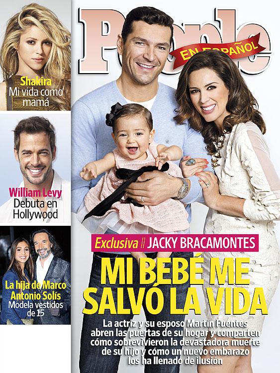 Jacky Bracamontes, portada People en Español abril 2014