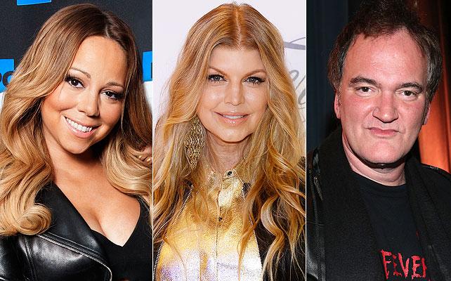 Mariah Carey, Fergie, Quentin Tarantino, Cumpleaños famosos