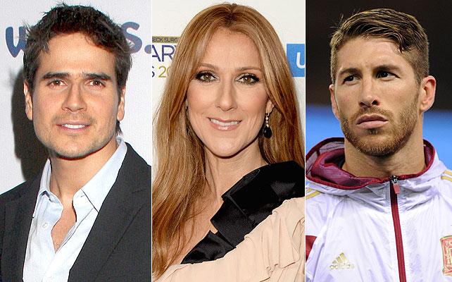 Daniel Arenas, Celine Dion, Sergio Ramos, Cumpeaños famosos