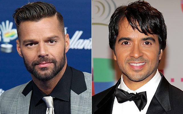 Ricky Martin, Luis Fonsi