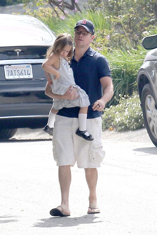 Matt Damon, Stella, Míralos