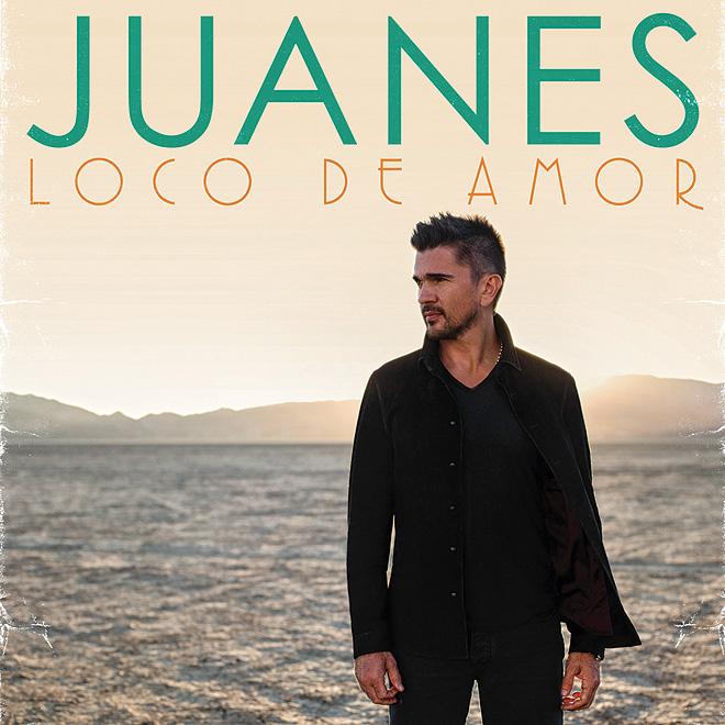 Juanes, Loco de amor, portada