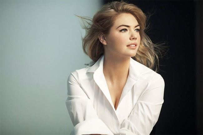 Kate Upton para Bobbi Brown