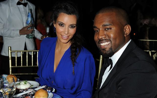 Kim Kardashian en video de Kanye West
