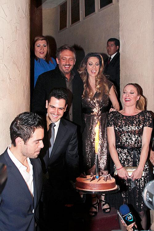 Ernesto D'Alessio, Arath de la Torre, Nora Salinas, Andrea Noli, Helena Rojo, Míralos