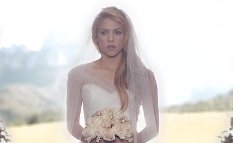 Shakira, video, Empire
