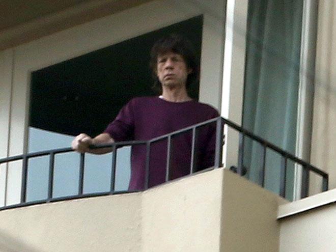 Mick Jagger, Míralos