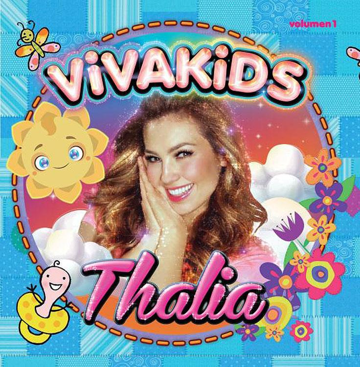 Thalía, Viva Kids