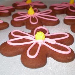 Betún para decorar galletas