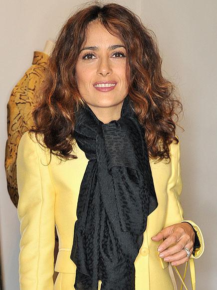 Salma Hayek, Los bellos más bellos