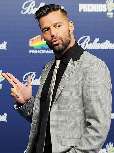 Ricky Martin, Los bellos más bellos